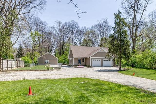 6789 E Pleasant Run Parkway S, Indianapolis, IN 46219 (MLS #21781223) :: RE/MAX Legacy