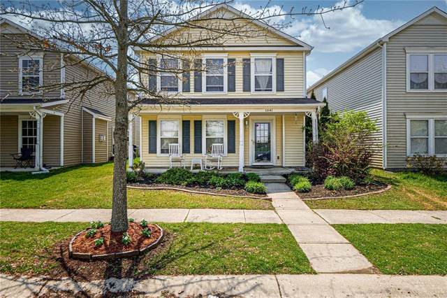 12141 Belfry Drive, Noblesville, IN 46060 (MLS #21781436) :: Mike Price Realty Team - RE/MAX Centerstone