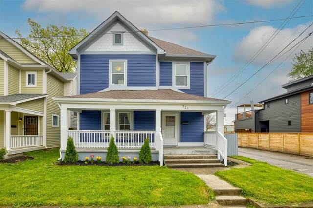 721 E 23RD Street, Indianapolis, IN 46205 (MLS #21781501) :: RE/MAX Legacy
