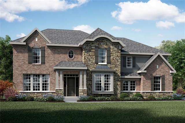 7024 Birchwood Park Court, Indianapolis, IN 46259 (MLS #21781564) :: The Evelo Team