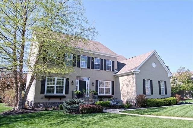 13415 Alston Drive, Fishers, IN 46037 (MLS #21781755) :: The Evelo Team