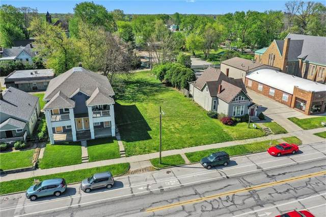 1319-1327 Prospect Street, Indianapolis, IN 46203 (MLS #21781778) :: Dean Wagner Realtors