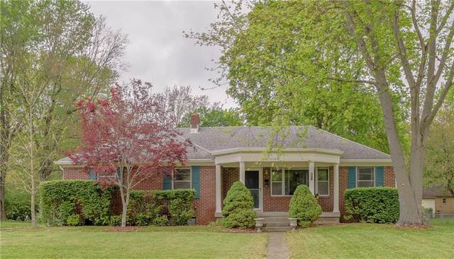 6140 N Dearborn Street, Indianapolis, IN 46220 (MLS #21782084) :: AR/haus Group Realty