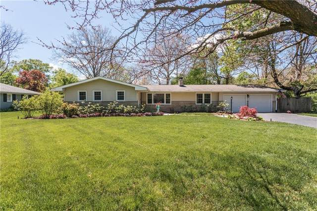 1669 E 81st Street, Indianapolis, IN 46240 (MLS #21782332) :: Heard Real Estate Team | eXp Realty, LLC