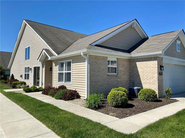 9722 Highpoint Ridge Drive #104, Fishers, IN 46037 (MLS #21782376) :: Heard Real Estate Team | eXp Realty, LLC