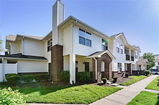 6454 Potomac Square Lane #3, Indianapolis, IN 46268 (MLS #21782458) :: Richwine Elite Group