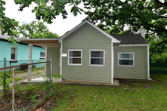 2627 S Lyons Avenue, Indianapolis, IN 46241 (MLS #21782485) :: Pennington Realty Team