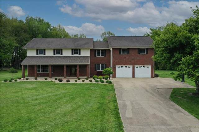 1690 Twin Oaks Drive, North Vernon, IN 47265 (MLS #21782637) :: Mike Price Realty Team - RE/MAX Centerstone