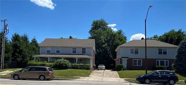 3705-3711 N Pennsylvania Street, Indianapolis, IN 46205 (MLS #21782670) :: Mike Price Realty Team - RE/MAX Centerstone