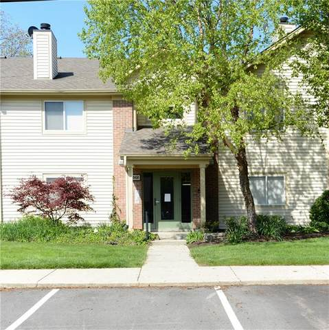 12568 N Timber Creek Drive #8, Carmel, IN 46032 (MLS #21782911) :: Mike Price Realty Team - RE/MAX Centerstone