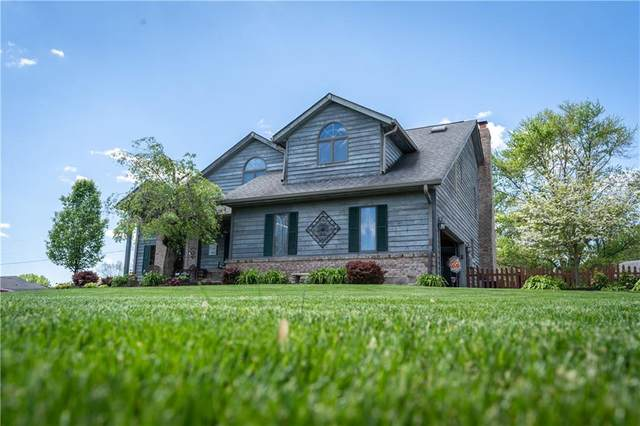 2008 Windemere Drive, Greencastle, IN 46135 (MLS #21782971) :: Mike Price Realty Team - RE/MAX Centerstone
