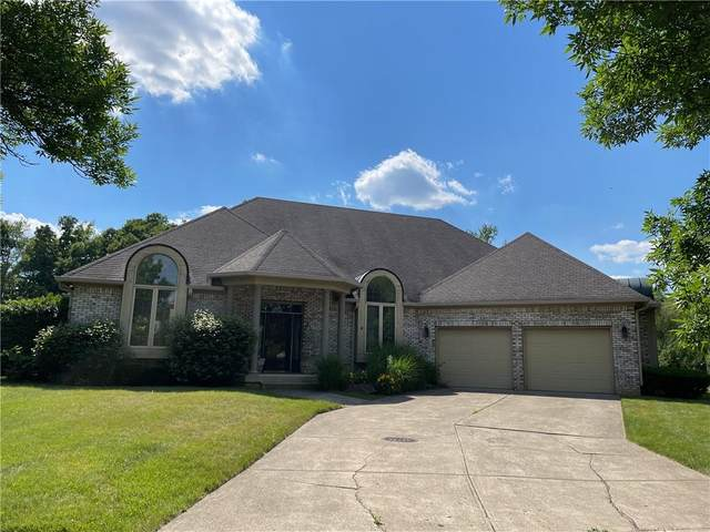 1240 Eagle Crest Drive, Greenwood, IN 46143 (MLS #21782978) :: Heard Real Estate Team | eXp Realty, LLC