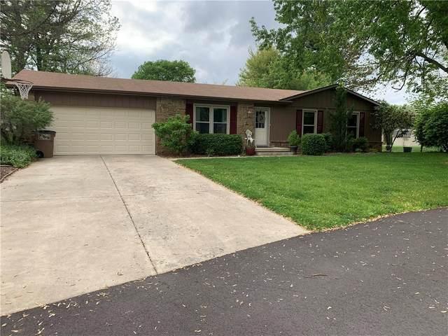 4934 Cottonwood Court N, Columbus, IN 47203 (MLS #21783046) :: Heard Real Estate Team | eXp Realty, LLC
