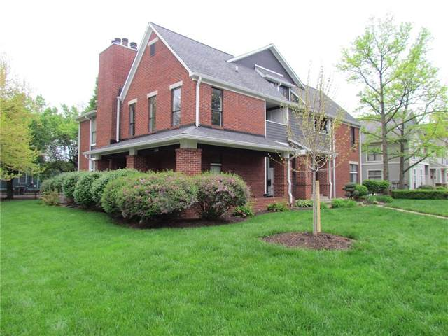 1304 N Alabama D, Indianapolis, IN 46202 (MLS #21783251) :: Mike Price Realty Team - RE/MAX Centerstone