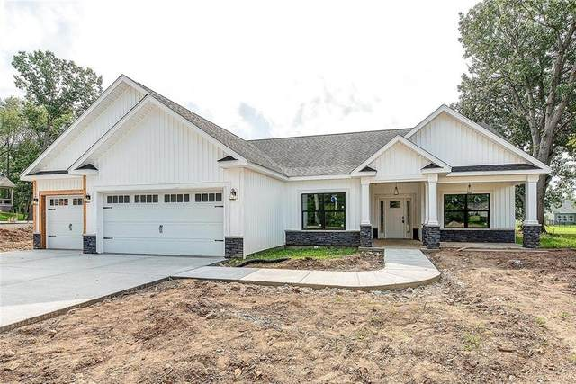 4180 Admirals Pointe Drive Drive, Lafayette, IN 47909 (MLS #21783353) :: Mike Price Realty Team - RE/MAX Centerstone