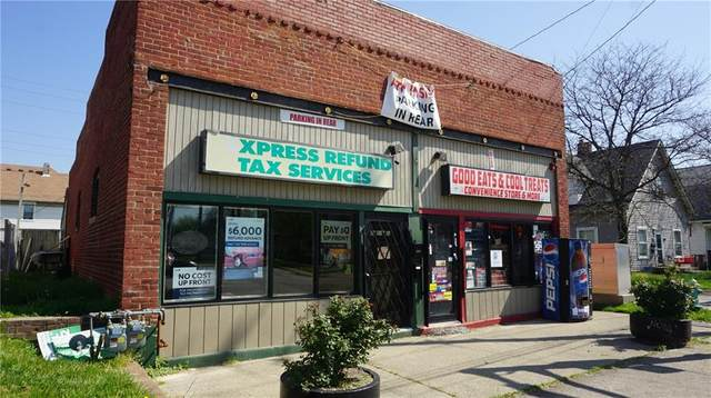 4426 E Washington Street, Indianapolis, IN 46201 (MLS #21783523) :: Keller & Corbett Real Estate