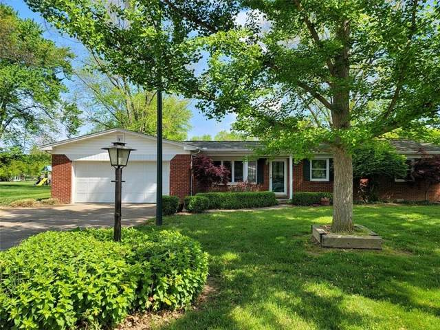 7664 E Cherry Drive, Terre Haute, IN 47802 (MLS #21783581) :: Anthony Robinson & AMR Real Estate Group LLC