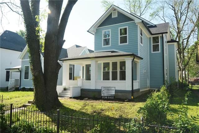 1421 Lexington Avenue, Indianapolis, IN 46203 (MLS #21783788) :: RE/MAX Legacy