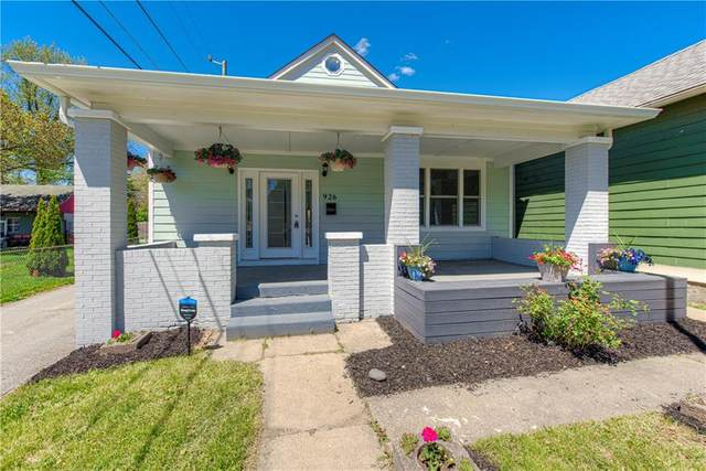 926 Olive Street, Indianapolis, IN 46203 (MLS #21783984) :: HergGroup Indianapolis