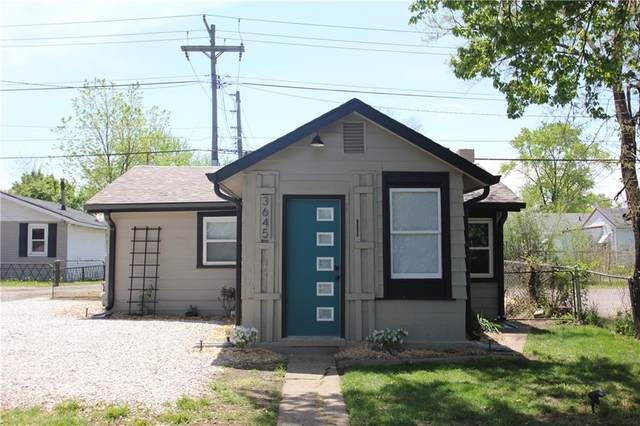 3645 W 10th Street, Indianapolis, IN 46222 (MLS #21784030) :: RE/MAX Legacy