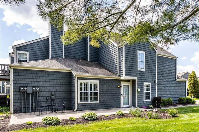 7464 Charrington Court, Indianapolis, IN 46254 (MLS #21784515) :: RE/MAX Legacy