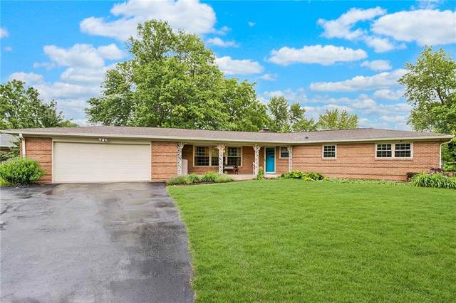 5925 Andover Road, Indianapolis, IN 46220 (MLS #21784603) :: AR/haus Group Realty