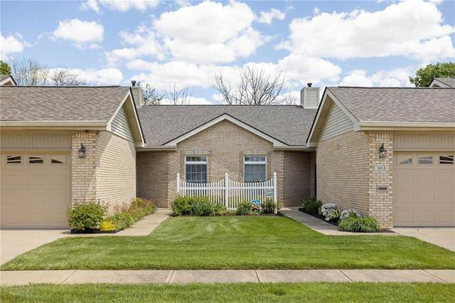 965 Kirkpatrick Place #2, Greenfield, IN 46140 (MLS #21784831) :: Anthony Robinson & AMR Real Estate Group LLC