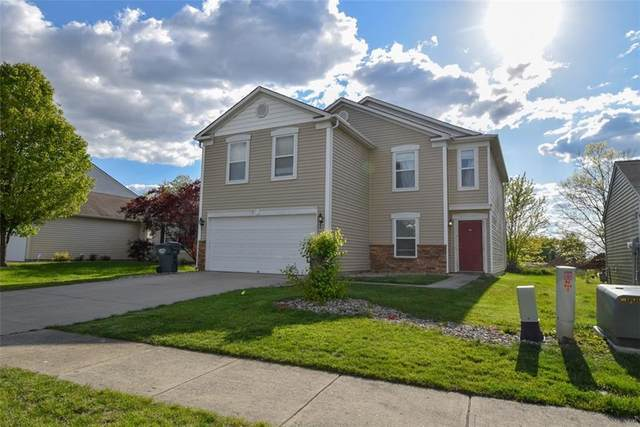 8439 S Firefly Drive, Pendleton, IN 46064 (MLS #21785349) :: The ORR Home Selling Team