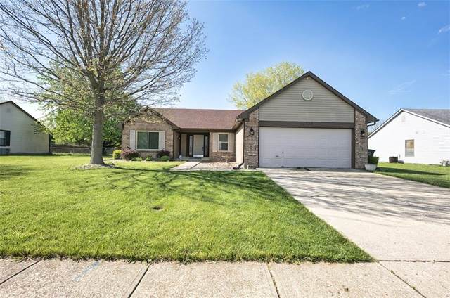 12725 Shale Lane, Indianapolis, IN 46236 (MLS #21785410) :: Mike Price Realty Team - RE/MAX Centerstone