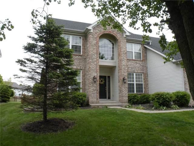 8363 Bent Oak Drive, Indianapolis, IN 46236 (MLS #21785502) :: Heard Real Estate Team | eXp Realty, LLC
