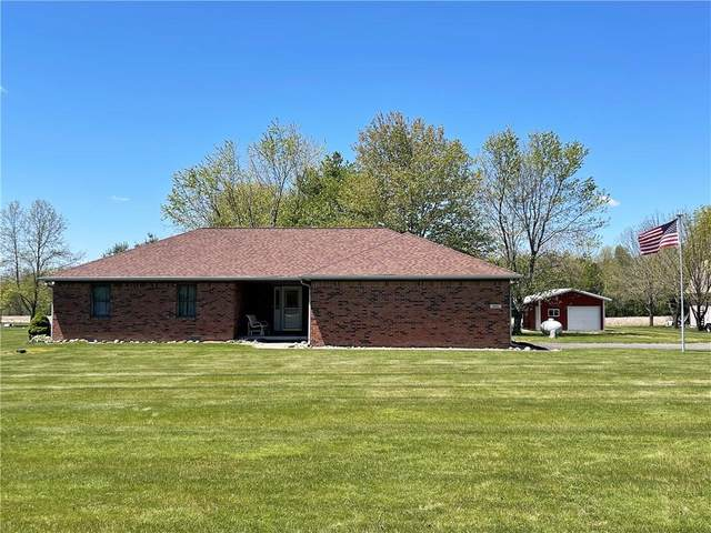 8092 S State Road 75, Coatesville, IN 46121 (MLS #21785511) :: Heard Real Estate Team | eXp Realty, LLC