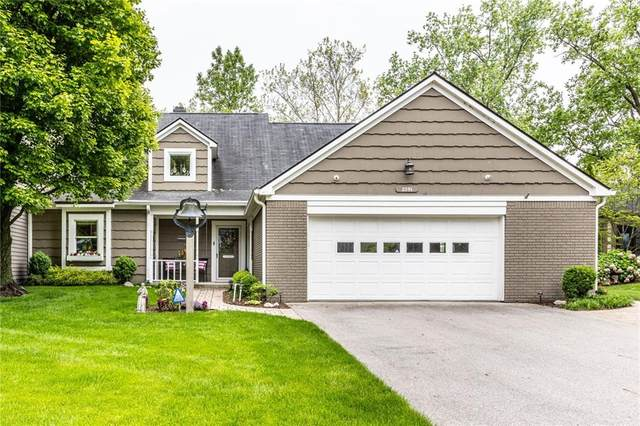 3591 Bay Road N Drive, Indianapolis, IN 46240 (MLS #21785621) :: Anthony Robinson & AMR Real Estate Group LLC