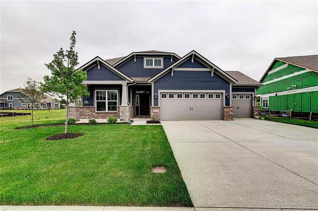 15731 Malta Way, Fishers, IN 46037 (MLS #21785663) :: The Indy Property Source