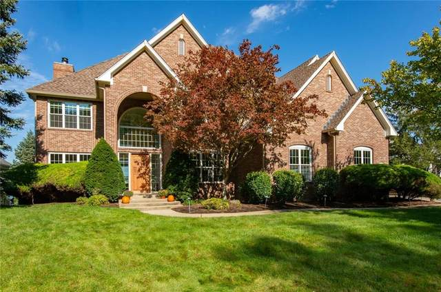 9148 Nautical Watch Drive, Indianapolis, IN 46236 (MLS #21785710) :: Pennington Realty Team