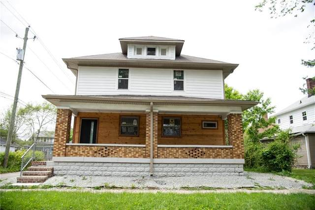 450 N Dearborn Street, Indianapolis, IN 46201 (MLS #21785812) :: Mike Price Realty Team - RE/MAX Centerstone