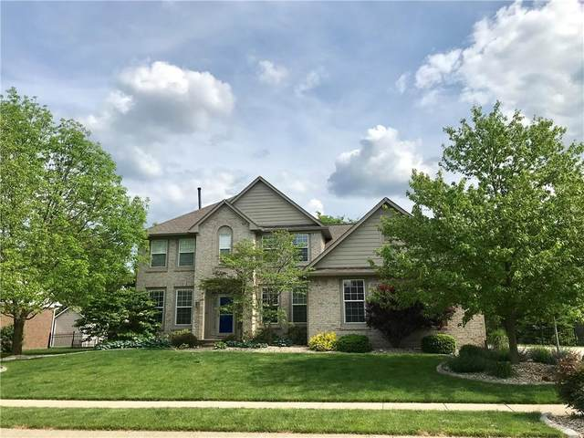 517 Worth Court, Carmel, IN 46032 (MLS #21785970) :: Keller & Corbett Real Estate