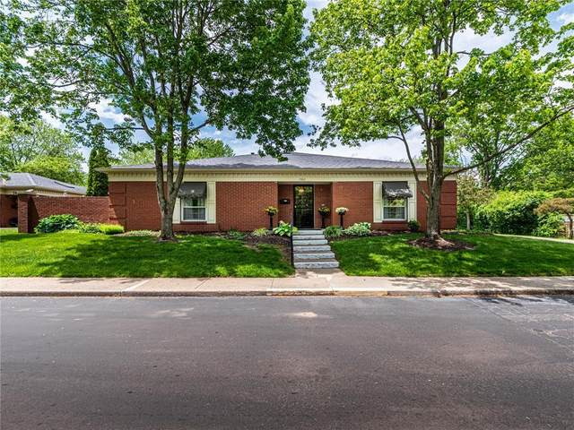 7482 King George Drive, Indianapolis, IN 46260 (MLS #21786122) :: RE/MAX Legacy