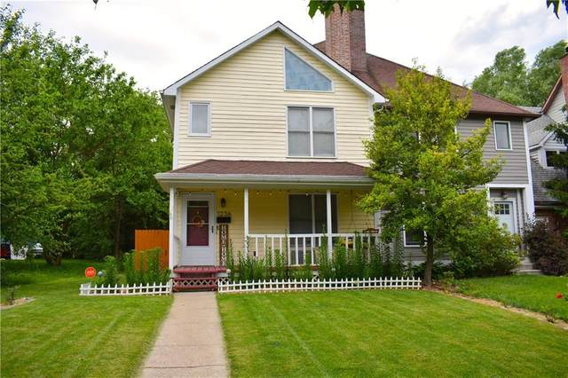 1236 Central Avenue, Indianapolis, IN 46202 (MLS #21786202) :: Richwine Elite Group
