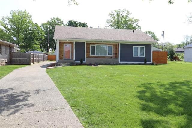 3835 N Sherman Drive, Indianapolis, IN 46226 (MLS #21786460) :: Ferris Property Group