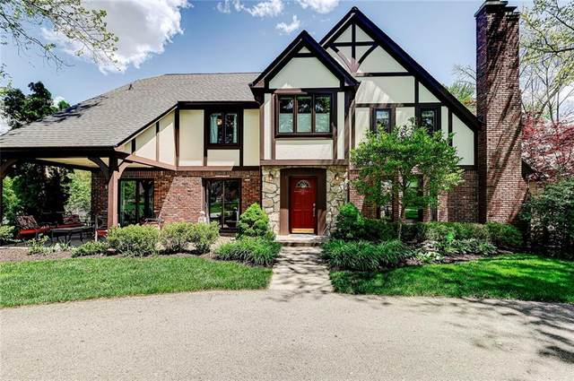 9029 Ashworth Court, Indianapolis, IN 46260 (MLS #21786461) :: Heard Real Estate Team | eXp Realty, LLC