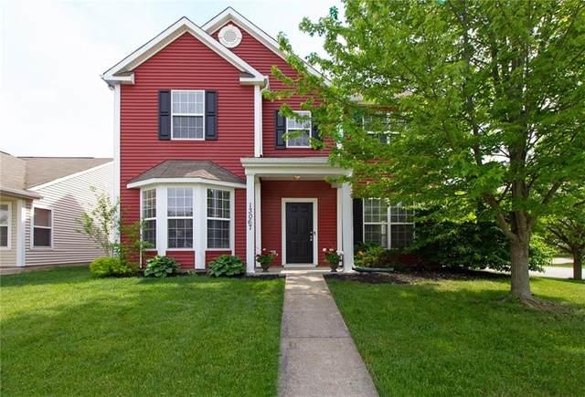 13067 N Elster Way, Fishers, IN 46037 (MLS #21786582) :: Keller & Corbett Real Estate