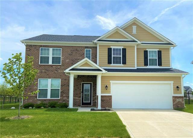 15887 Conductors Drive, Westfield, IN 46074 (MLS #21786591) :: Mike Price Realty Team - RE/MAX Centerstone