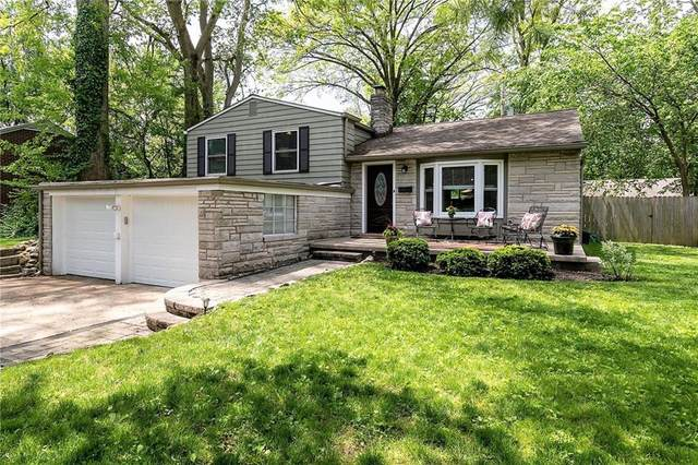 5642 Rosslyn Avenue, Indianapolis, IN 46220 (MLS #21786680) :: RE/MAX Legacy