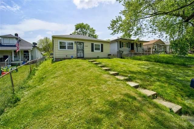 1549 Nelson Avenue, Indianapolis, IN 46203 (MLS #21786768) :: Keller & Corbett Real Estate