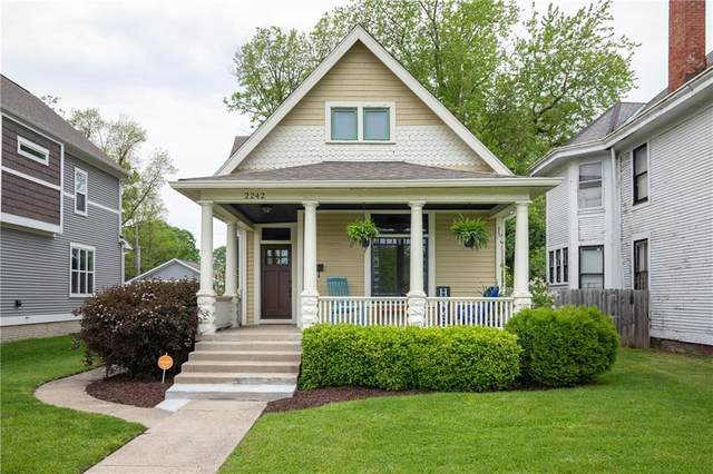 2242 Broadway Street, Indianapolis, IN 46205 (MLS #21786869) :: Mike Price Realty Team - RE/MAX Centerstone