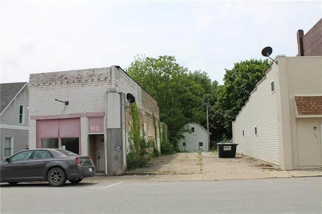 110 E Main Street, Bainbridge, IN 46105 (MLS #21787108) :: Pennington Realty Team