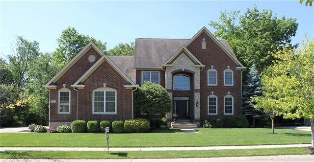 14905 Silent Bluff Court, Fishers, IN 46037 (MLS #21787149) :: Heard Real Estate Team | eXp Realty, LLC