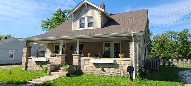 915 W Oak Street, Ellettsville, IN 47429 (MLS #21787320) :: RE/MAX Legacy