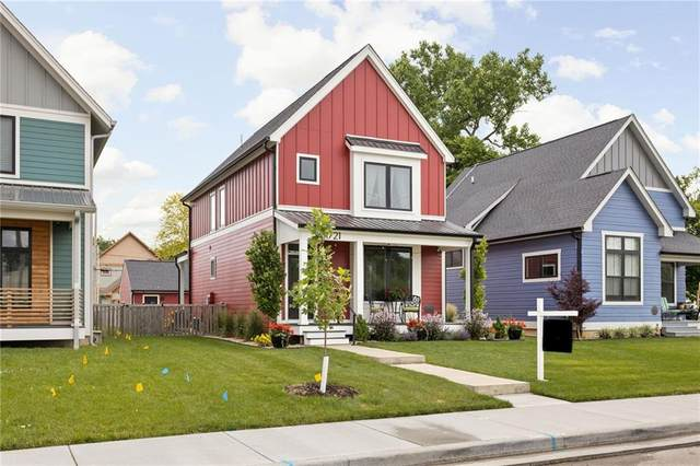 1721 Alvord Street, Indianapolis, IN 46202 (MLS #21787388) :: The Indy Property Source