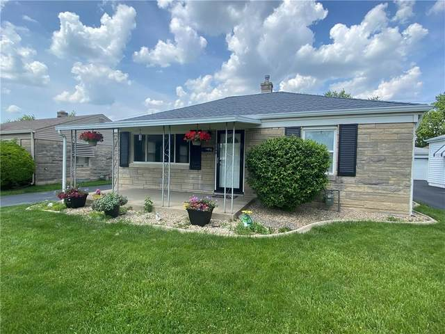 1246 N Ritter Avenue, Indianapolis, IN 46219 (MLS #21787413) :: Heard Real Estate Team   eXp Realty, LLC